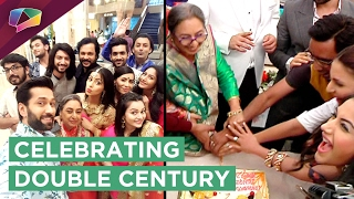 Ishqbaaz completes it's 200 Episodes |Celebration Time|Star Plus
