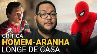 Homem-Aranha 2: Longe de Casa (Marvel, Spiderman - Far From Home) | Crítica sem spoilers
