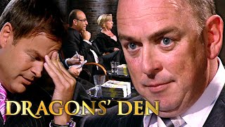 Peter Can't Believe A Pyramid Scheme Business Model's Being Pitched | Dragons' Den