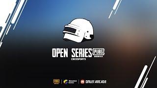 [ESPORTS] Open Series #02 - Dia 1