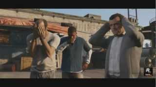 Grand Theft Auto 5 1&2 Trailer by Wanted