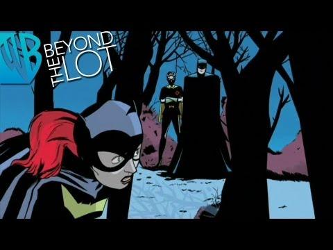Batgirl Year One Motion Comics 2: Future Tense, Pt. 2