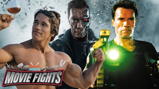 Download What Schwarzenegger Character Would Win in a Battle Royale? - MOVIE FIGHTS!! 3Gp Mp4
