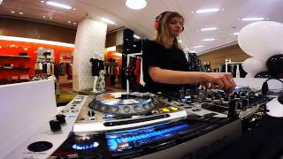 DJ Anya @ Bloomingdale's Dubai Mall