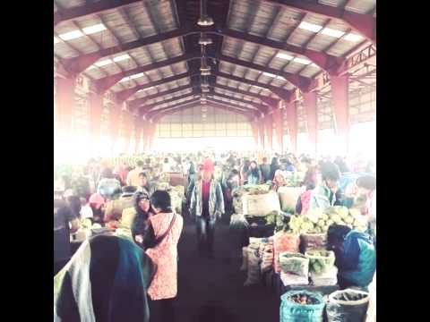 La Trinidad Vegetable Trading Post Baguio