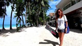 Waterholic Freediving in Boracay,