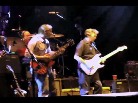 Eric Clapton Channels Duane Allman (Amazing