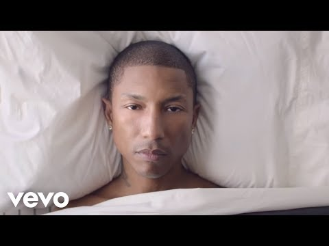 "Watch the Official Video for Pharrell Williams' ""Marilyn Monroe"""