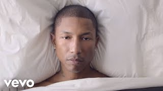 Watch Pharrell Williams Marilyn Monroe video