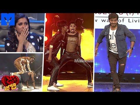 Dhee Jodi Latest Promo - Dhee 11 - 24th April 2019 - Sudheer,Priyamani,Rashmi,Poorna - Mallemalatv thumbnail