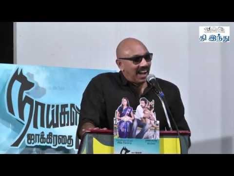 Sathyaraj talks about Baahubali Movie | Tamil The Hindu