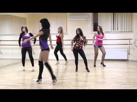 Студия современного танца Vegas стрип-пластикmp4