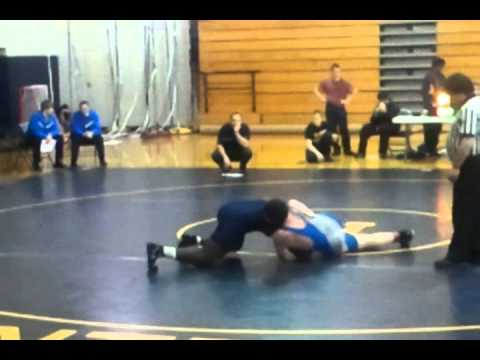 TaKale Ezell Walled Lake Central High School Wrestling