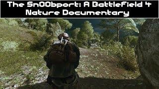 Battlefield 4 :: BF4 - Nature Documentary Machinima - The Sn00bport