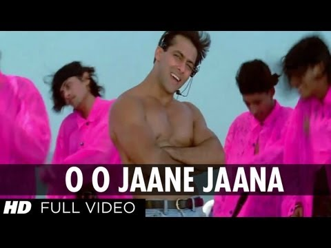 O O Jaane Jaana Full HD Song | Pyar Kiya To Darna Kya | Salman...