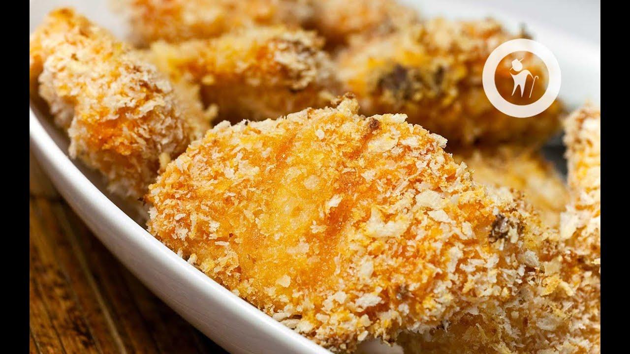 Рецепт наггетсов из курицы в домашних условиях рецепт с фото