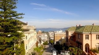 San Francisco Pacific Heights tour, the most luxurious neighborhood in SF, with Saba Shoaeioskouei