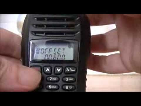 Baofeng UVB5 how to program vhf/uhf repeaters
