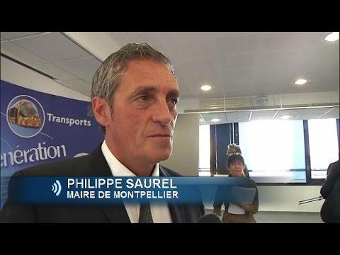Inondations: le maire de Montpellier na jamais connu ça