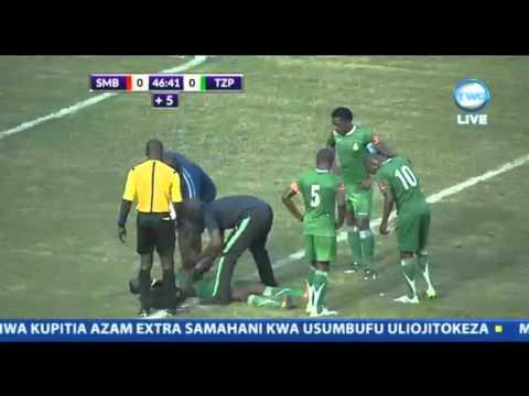 Ligi Kuu Ya Tanzania /Simba Vs Tzp