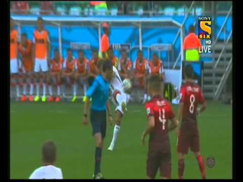 GERMANY VS PORTUGAL 4-0 FIFA WORLD CUP 2014 ALL GOALS HIGHLIGHTS HD