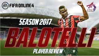 FIFA Online 4 review | Mario Balotelli (season 17) - Vẫn còn ngon chán