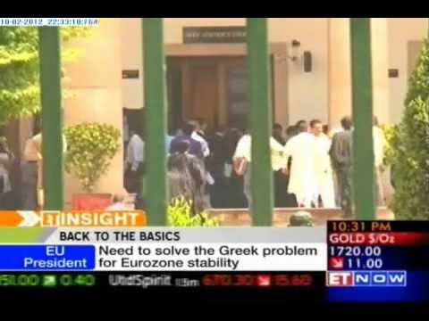 ET INSIGHT - Crisis in the Indian Telecom Sector - Part 1