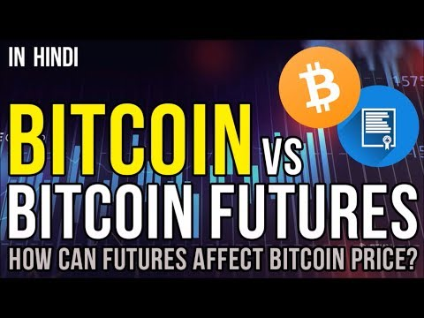BITCOIN VS BITCOIN FUTURES, WHAT IS BITCOIN FUTURES, HOW FUTURES EFFECT BITCOIN, EXPLAINED IN HINDI