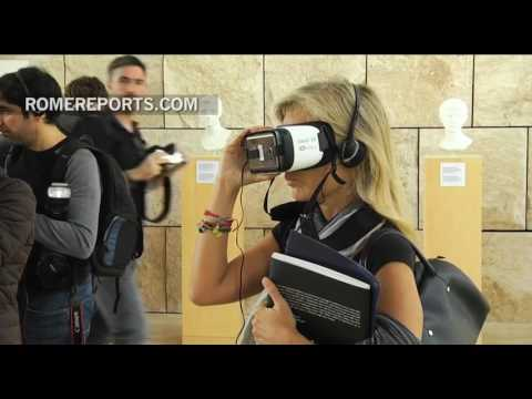 New technology in Rome takes tourists 2,000 years back in time