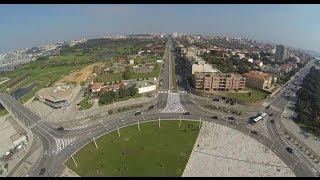Porto - Parque da cidade - FPV long range