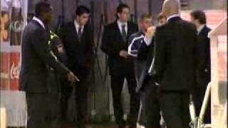 Antonio Cassano imita il ct del Real Madrid Fabio Capello by Kekko1210