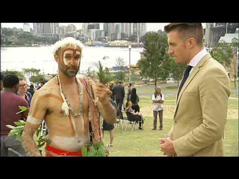 Mark Reddie LIVE ABC News Breakfast