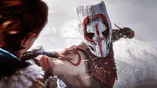 Horizon Zero Dawn All Death Scenes (PS4 PRO) 1080p HD