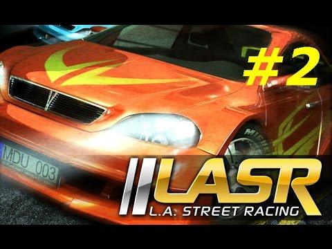 LA Street Racing (2007) прокачиваем свою тачку #2