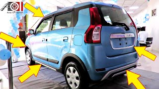 2019 Maruti Suzuki Wagon R with All Accessories | Robust Package Kit | Price | Mileage | Features