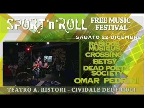 Sport 'n' Roll - Free Music Festival - promo