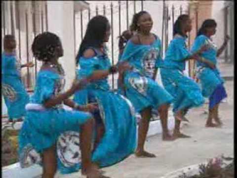 Amibiente - Coro Milenio de Malabo - MELITON PABLO - GUINEA ECUATORIAL