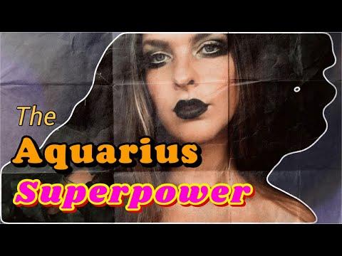 The Aquarius Superpower // Alyssa Sharpe