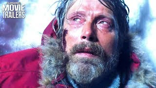 ARCTIC Trailer NEW (Survival Drama 2019) - Mads Mikkelsen Movie
