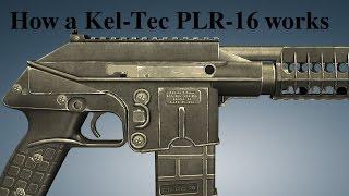 How a Kel-Tec PLR-16 works