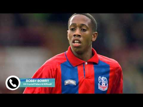 From Grassroots to Premier League - Bobby Bowry Talks  Crystal Palace