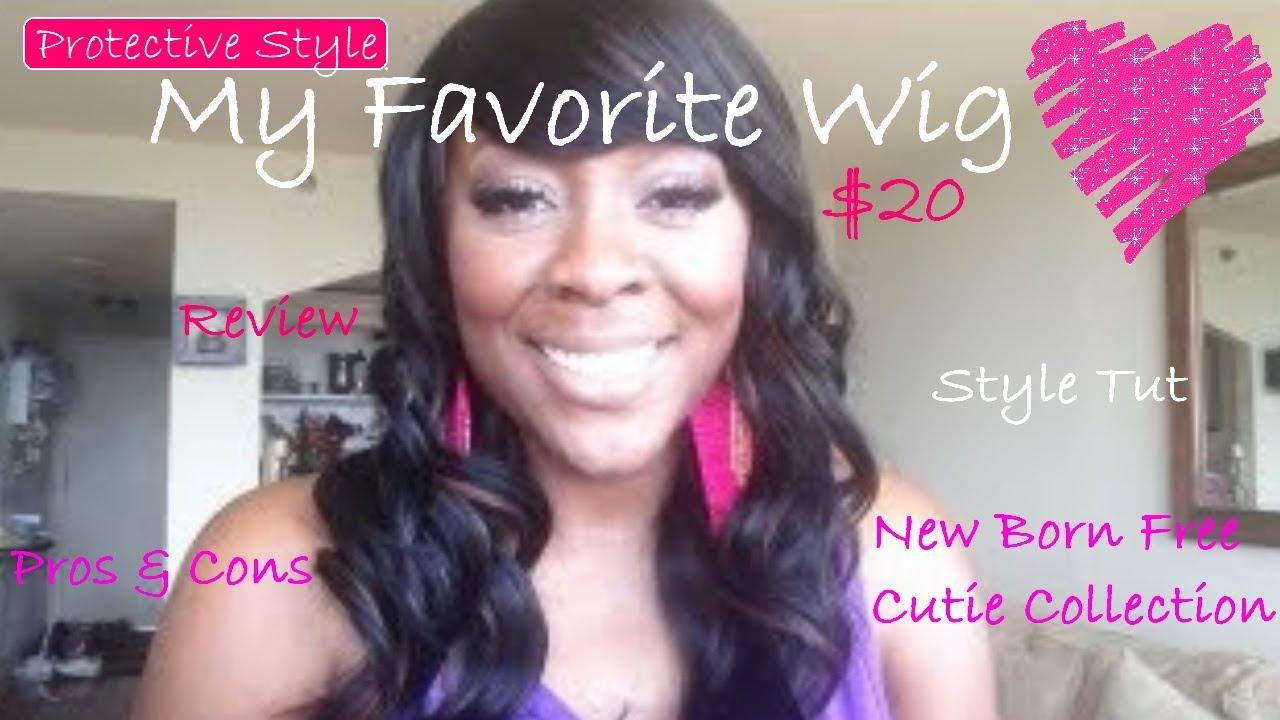 Youtube Cheap Wigs 58