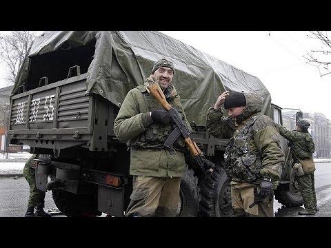 Donetsk violence shatters Ukraine ceasefire efforts