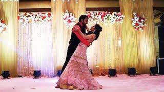 Couple performance   Tere sang yara   Bang Bang   Wedding choreography