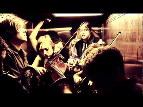 Arcade Fire-Neon Bible (Acoustic in an Elevator)