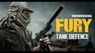 FURY: Paintball game, Defend the Tanks!