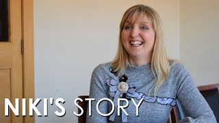 Niki's Story and The New Carers Act in Perth & Kinross
