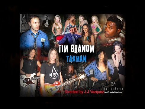 https://itunes.apple.com/us/album/taxman-single/id576863596 facebook.com/timbranommusicpage twitter.com/timbranom timbranom.com Director/Producer: JJ Vazquez Producer: Kevin Fukunaga ...