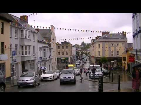 Haverfordwest, Pembrokeshire, Wales