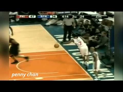 NBA Greatest Duels: Allen Iverson vs. Stephon Marbury (2006) *Nate Robinson Game Winner